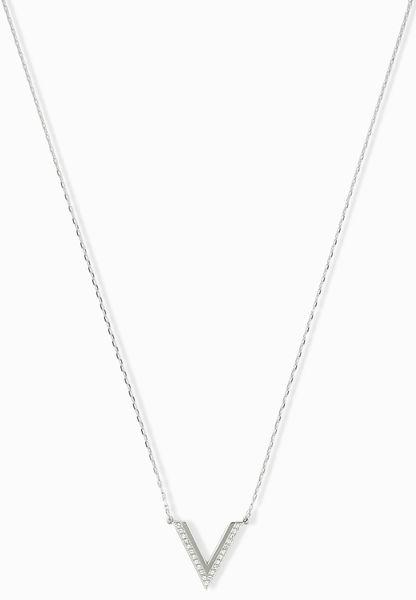 Delta Drop Necklace