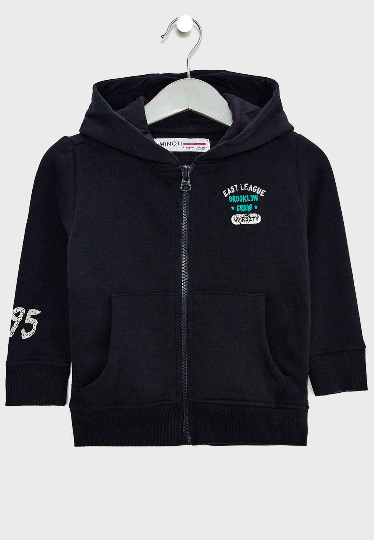 Infant Zip Through Hoodie
