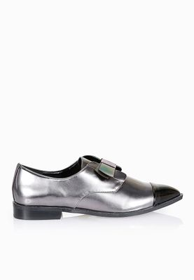 Aldo Gazoldo Pointed Toe Cap Flat Shoes