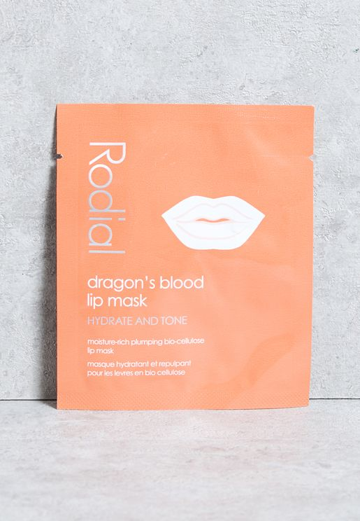 Dragon's Blood Hydrating and Toning Lip Mask