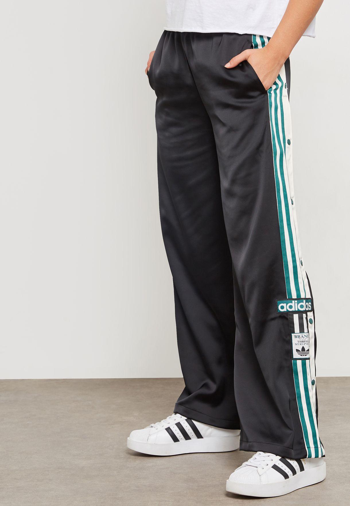 Shop adidas Originals black OG Adibreak Sweatpants DH4602 for Women ... 22ae9548e