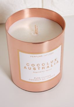 Sol Copper Candle