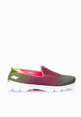 Skechers Go Walk 3 Aura Comfort Shoes