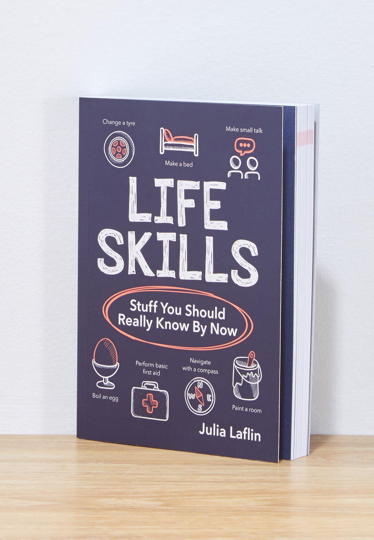 """كتاب """"مهارات الحياة"""""""