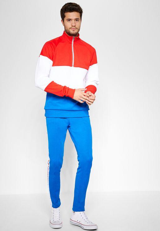 William Striped Sweatpants
