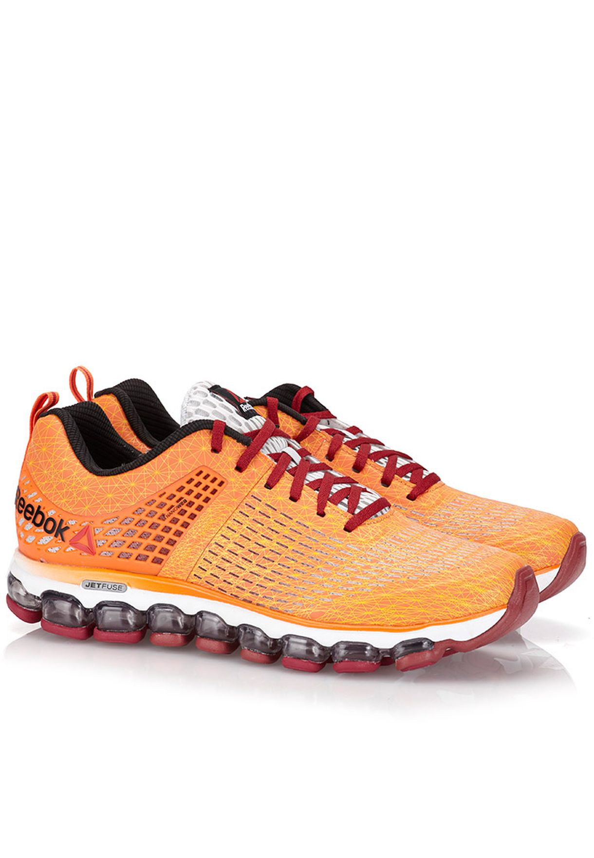 81c9256011d Shop Reebok orange Reebok Zjet Run M47960 for Men in Kuwait ...