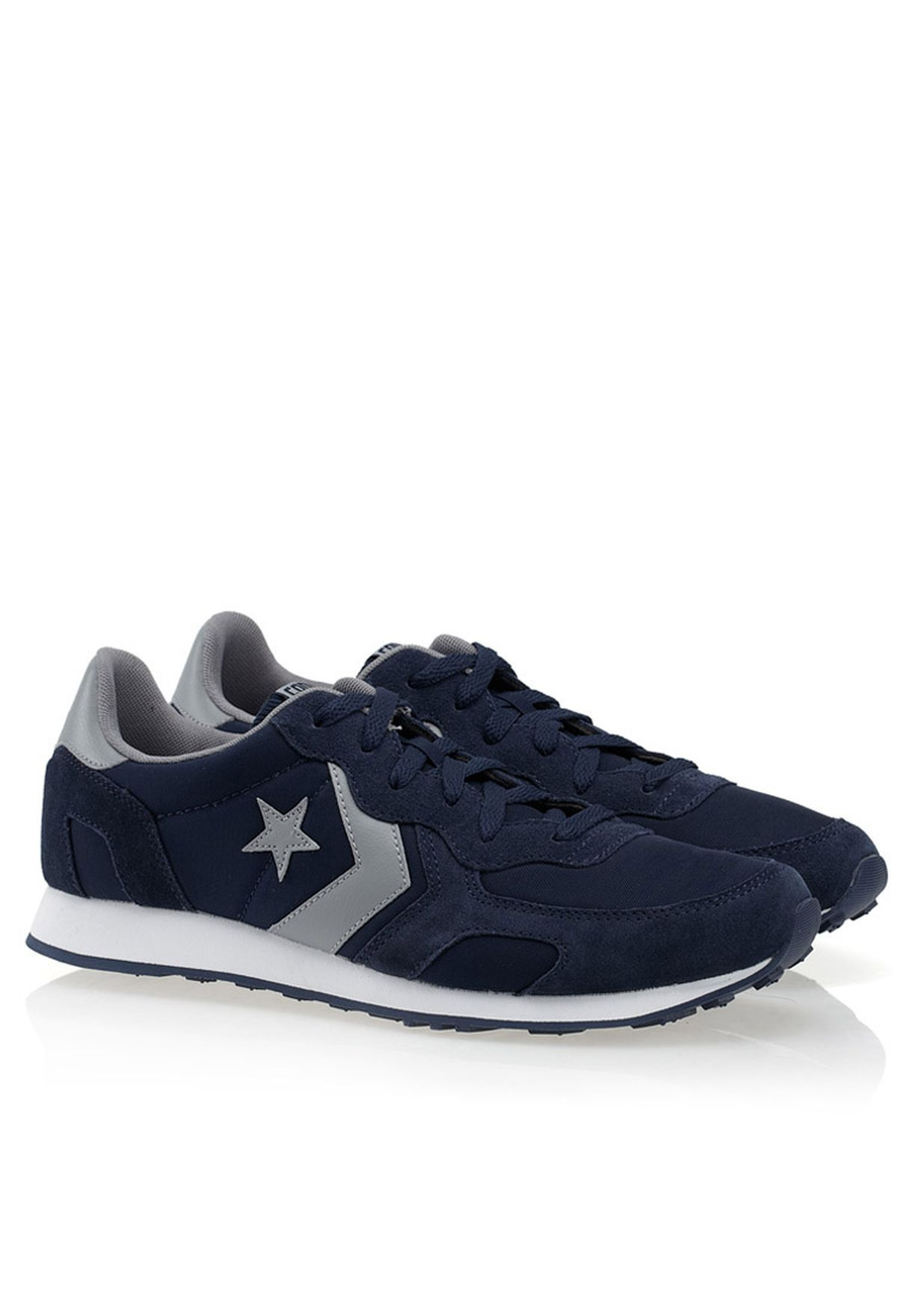6222846ad1b7 Shop Converse navy Auckland Racer Sneakers for Men in Oman - CO049SH20UFB