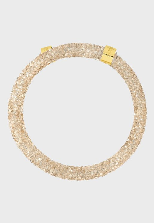 Crystaldust Double Bangle