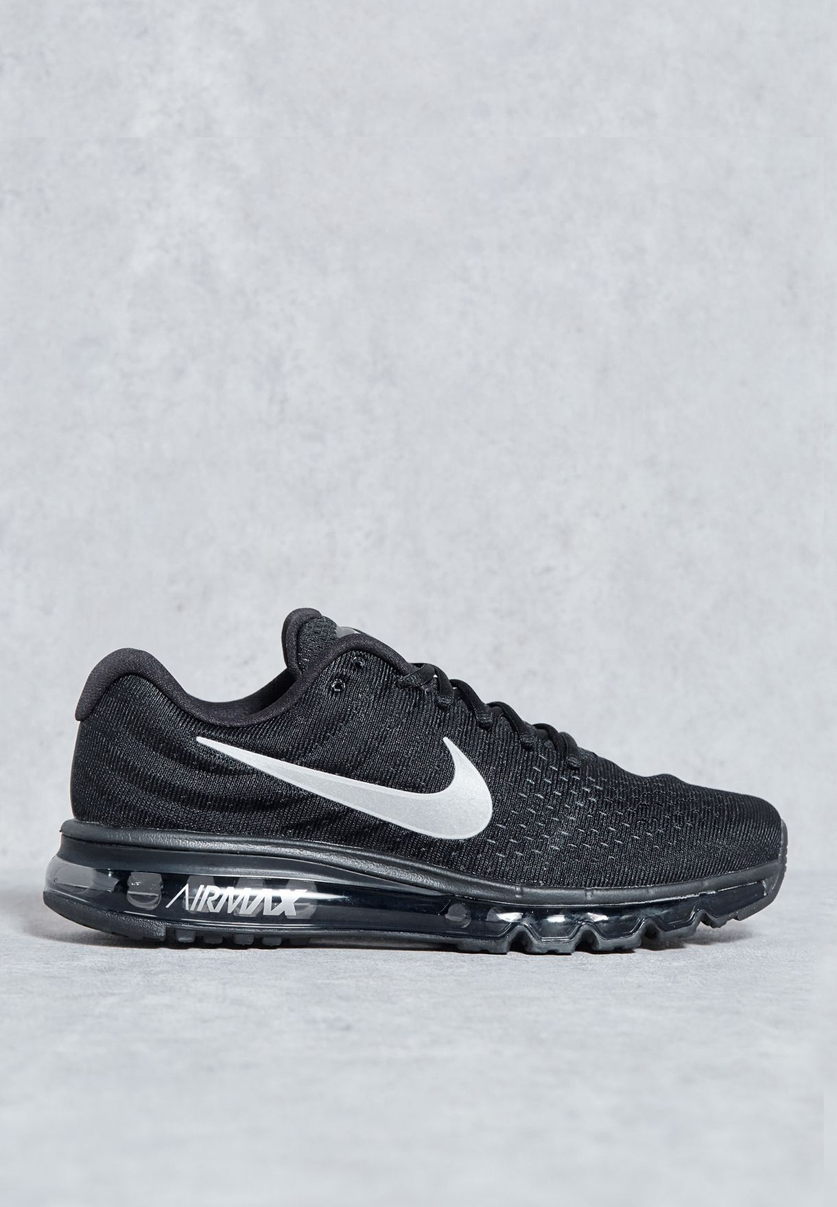 c455b10471 Shop Nike black Air Max 2017 849559-001 for Men in UAE - NI727SH20AVV
