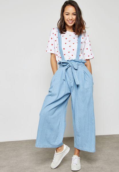 Pinafore Pants