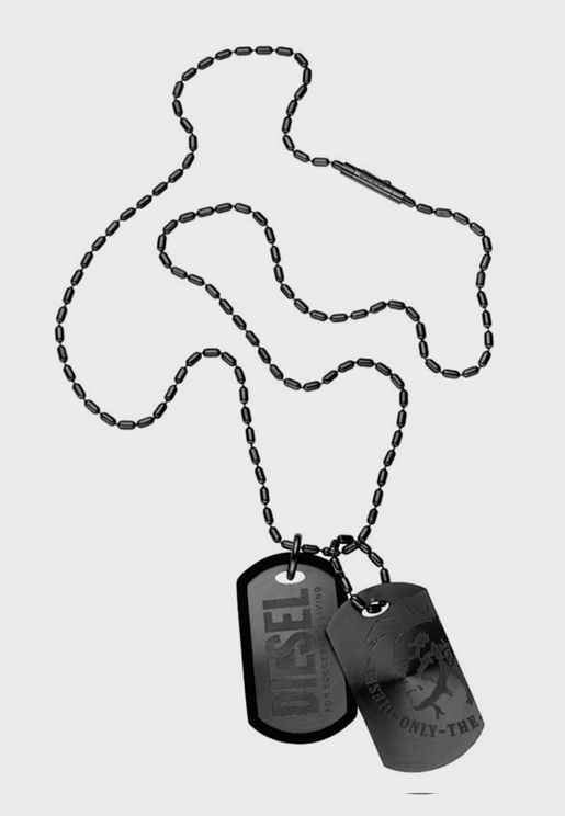 DX0014040 Tag Necklace