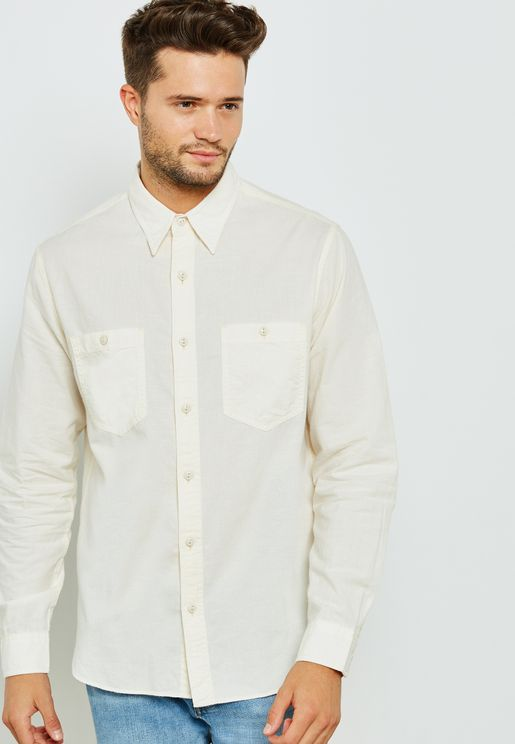 Hemp Neppy Shirt