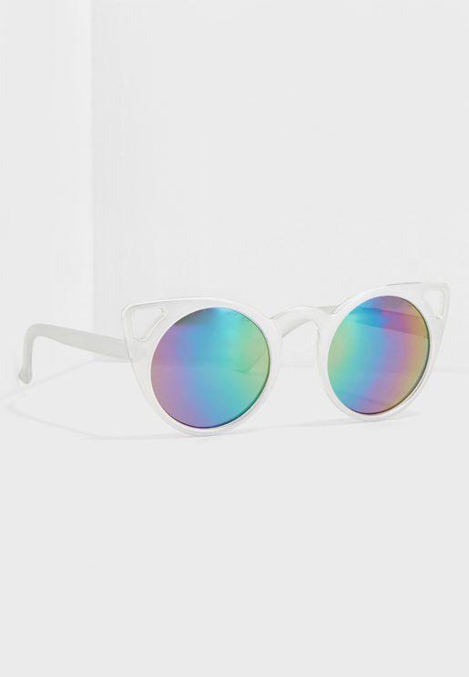 Kids Cat Eye Sunglasses
