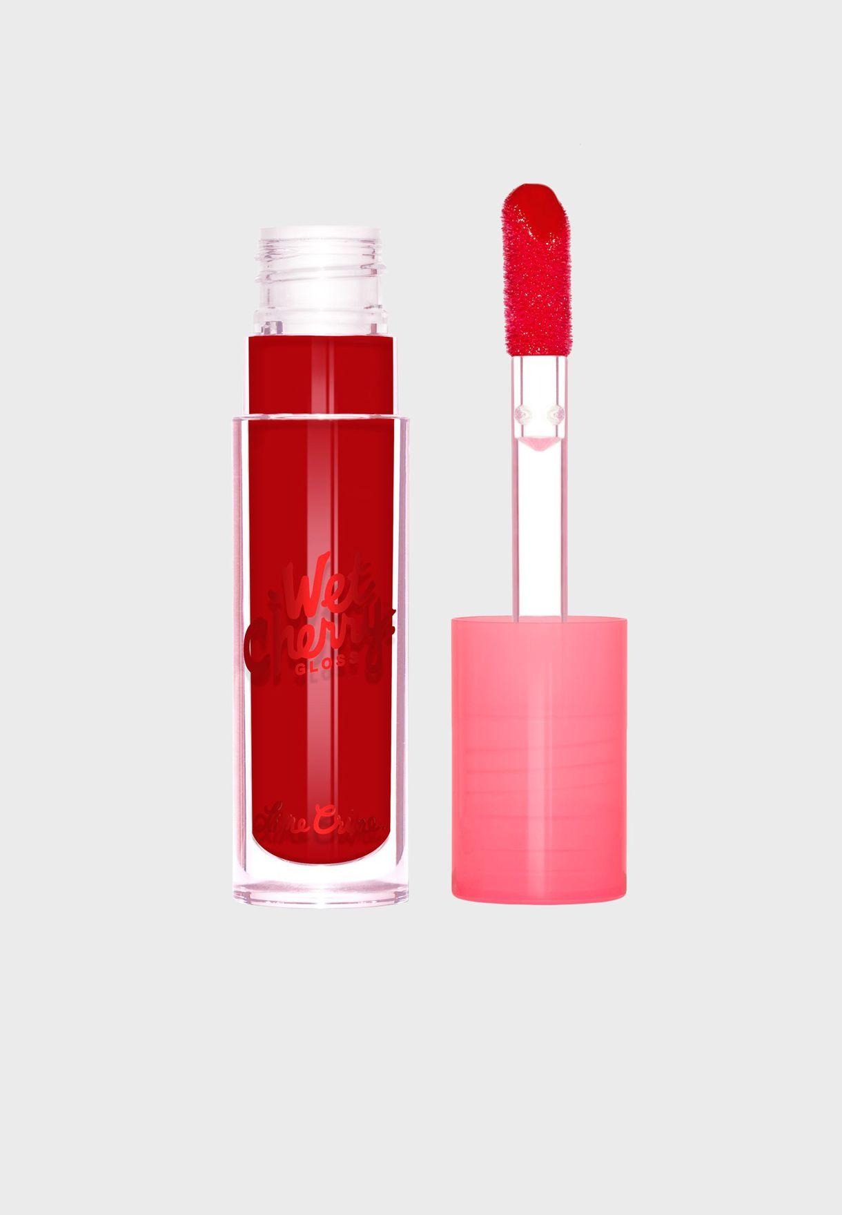 Wet Cherry Lip Gloss - Maraschino Cherry