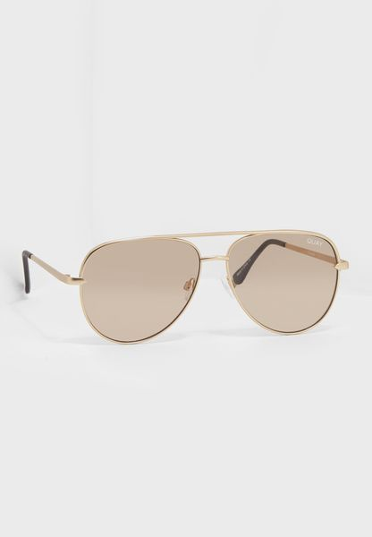 Quay x Desi Sahara Sunglasses