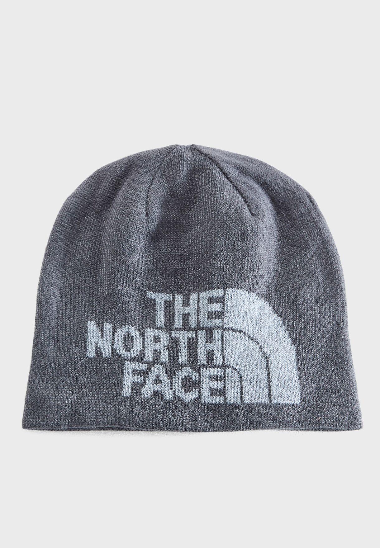 714520da260 Shop The North Face grey Highline Beanie T0A5WG-YNT for Men in Bahrain -  NO683AC20QBN