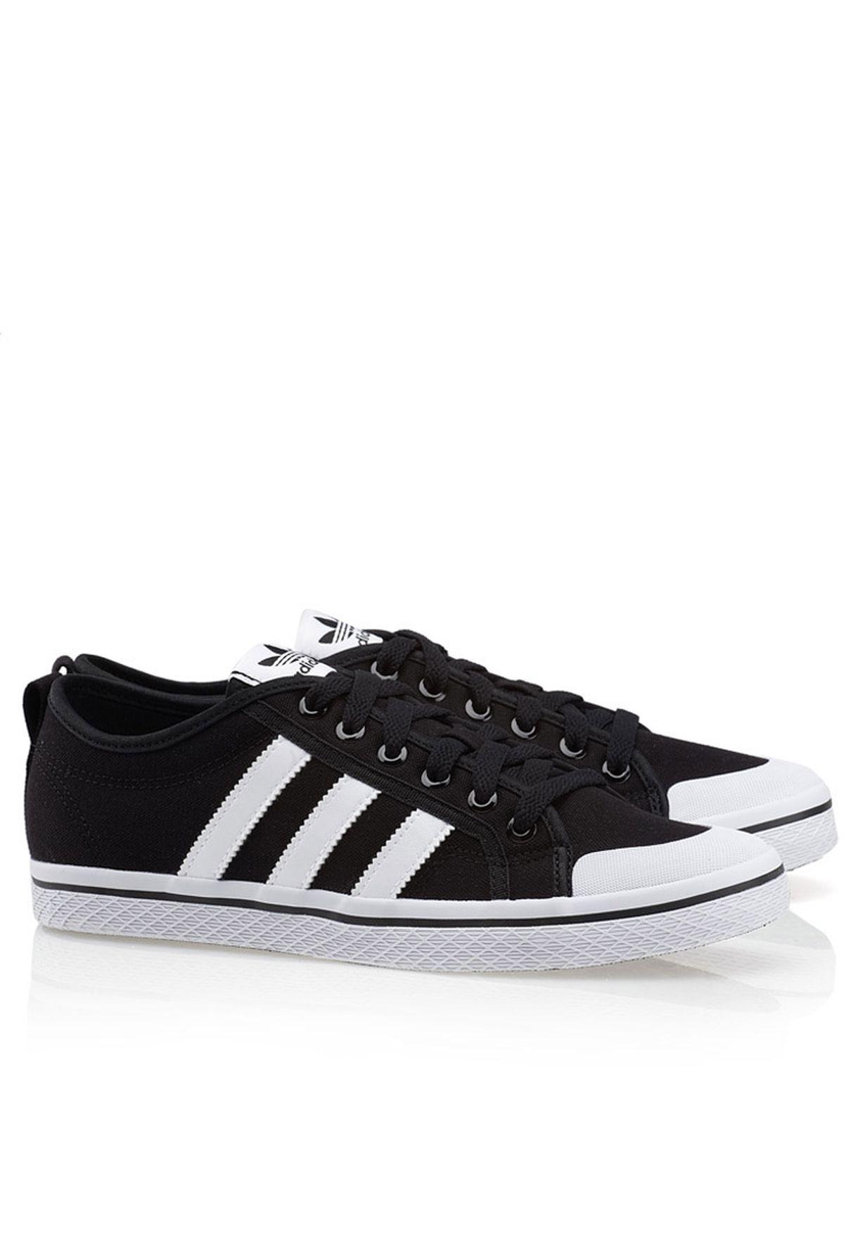 a5a240ec656 Shop adidas Originals black Honey Stripes Sneakers G43669 for Women in  Qatar - AD478SH20RRR