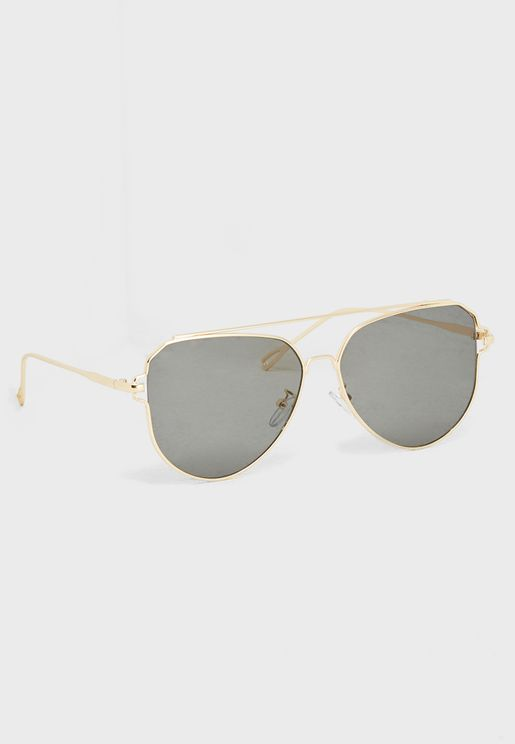 Metal Frame Aviator