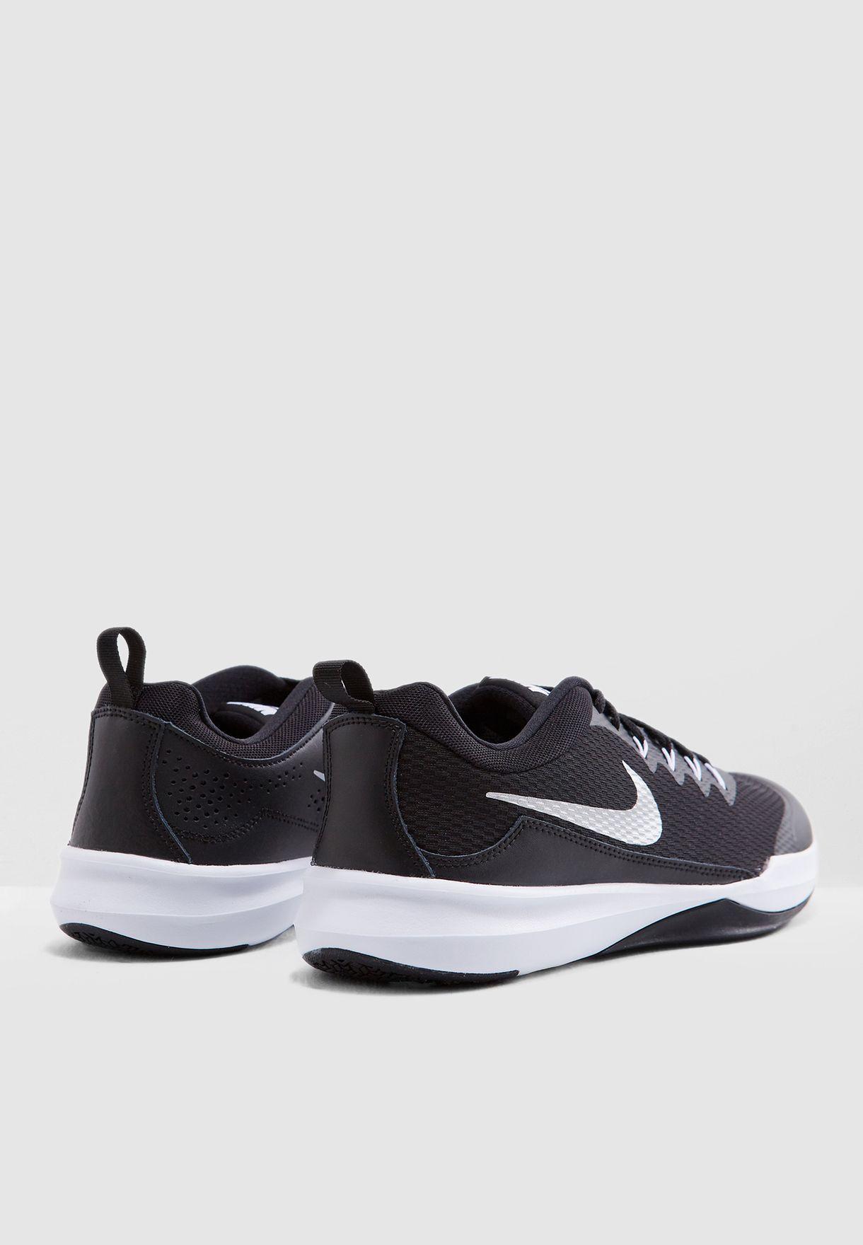 958d52bc00c Shop Nike black Legend Trainer 924206-001 for Men in Qatar ...