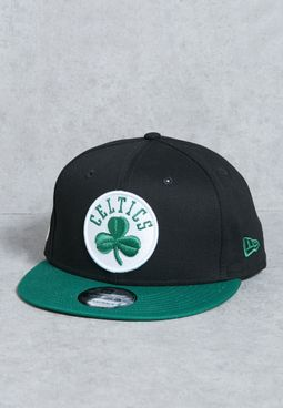9Fifty Fifty Boston Celtics Cap