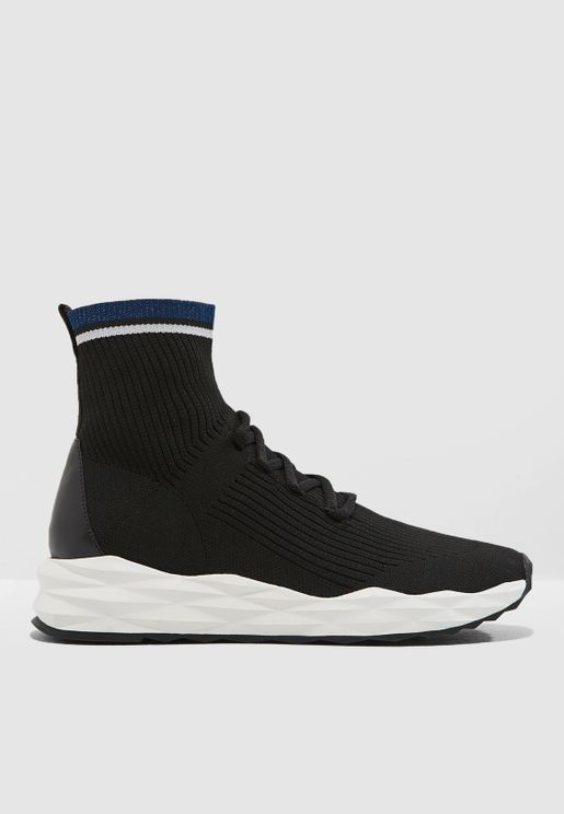 Sense High Top Sneaker