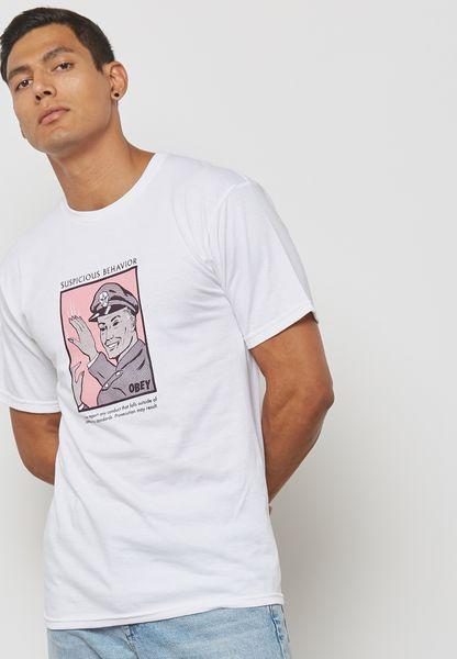 Suspicipous Behaviour T-Shirt