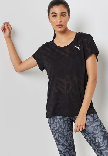Transition Burn Out T-Shirt