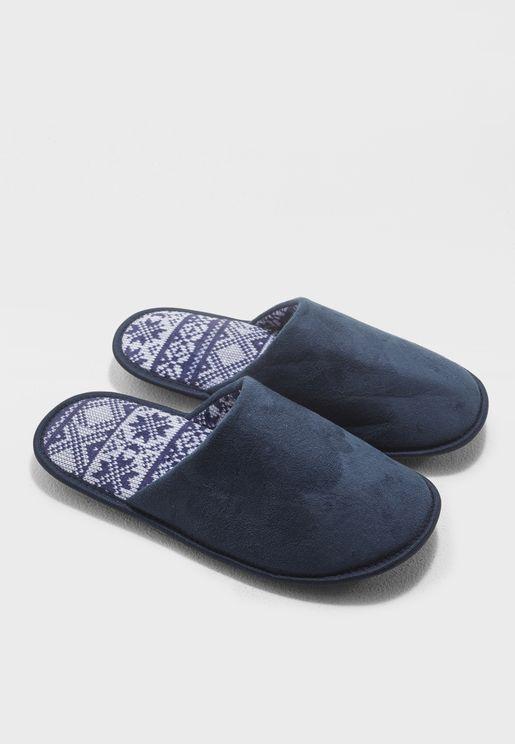 Theresa Bedroom Slippers