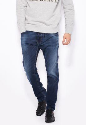 Diesel Sleeker Slim Fit Dark Wash Jeans