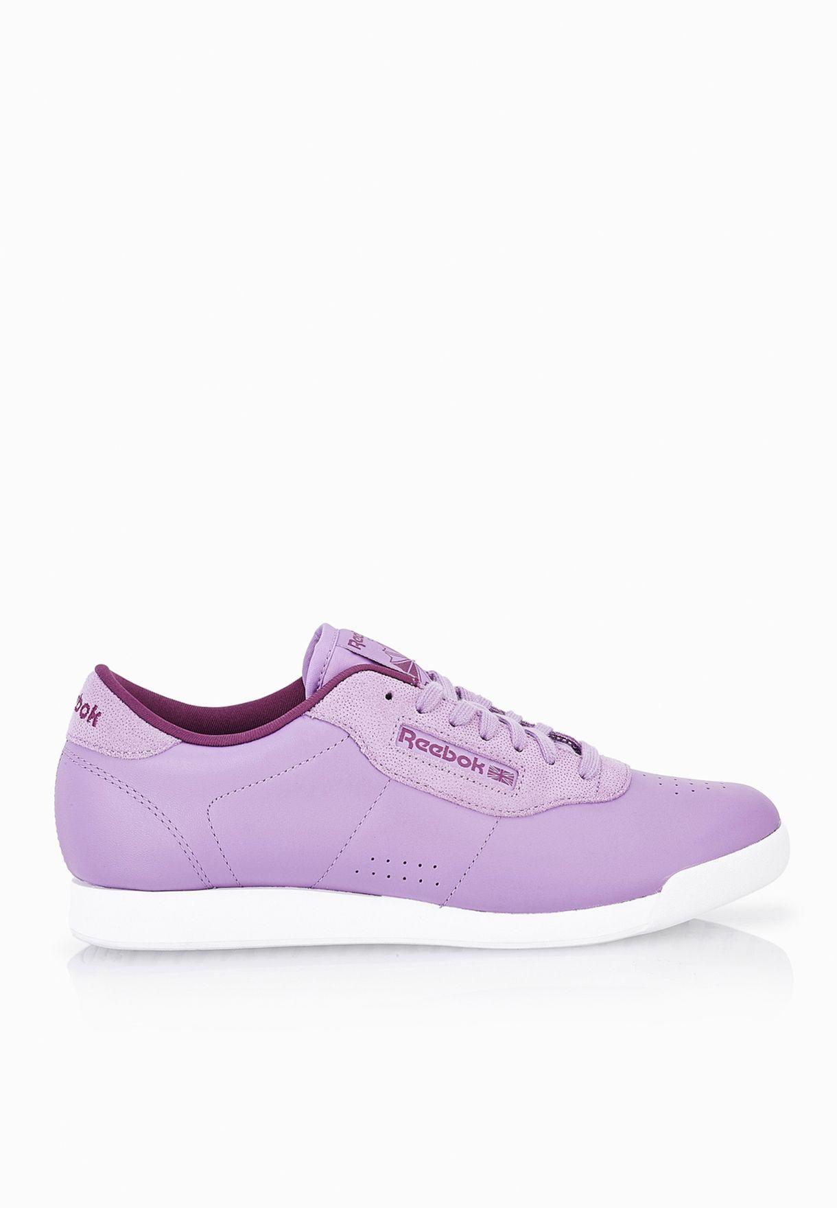 3d29656040f70 Shop Reebok purple Princess Candy Girl V69502 for Women in Oman ...