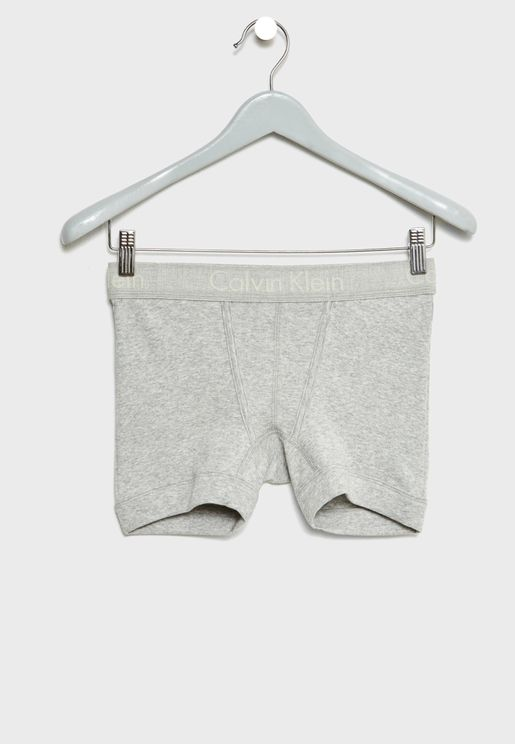 Essential Boyshort Brief