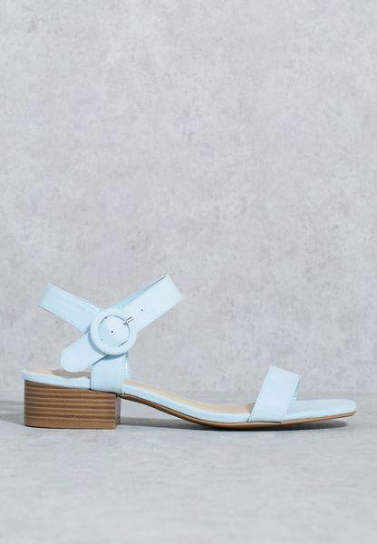 Basic Ankle Strap Sandal