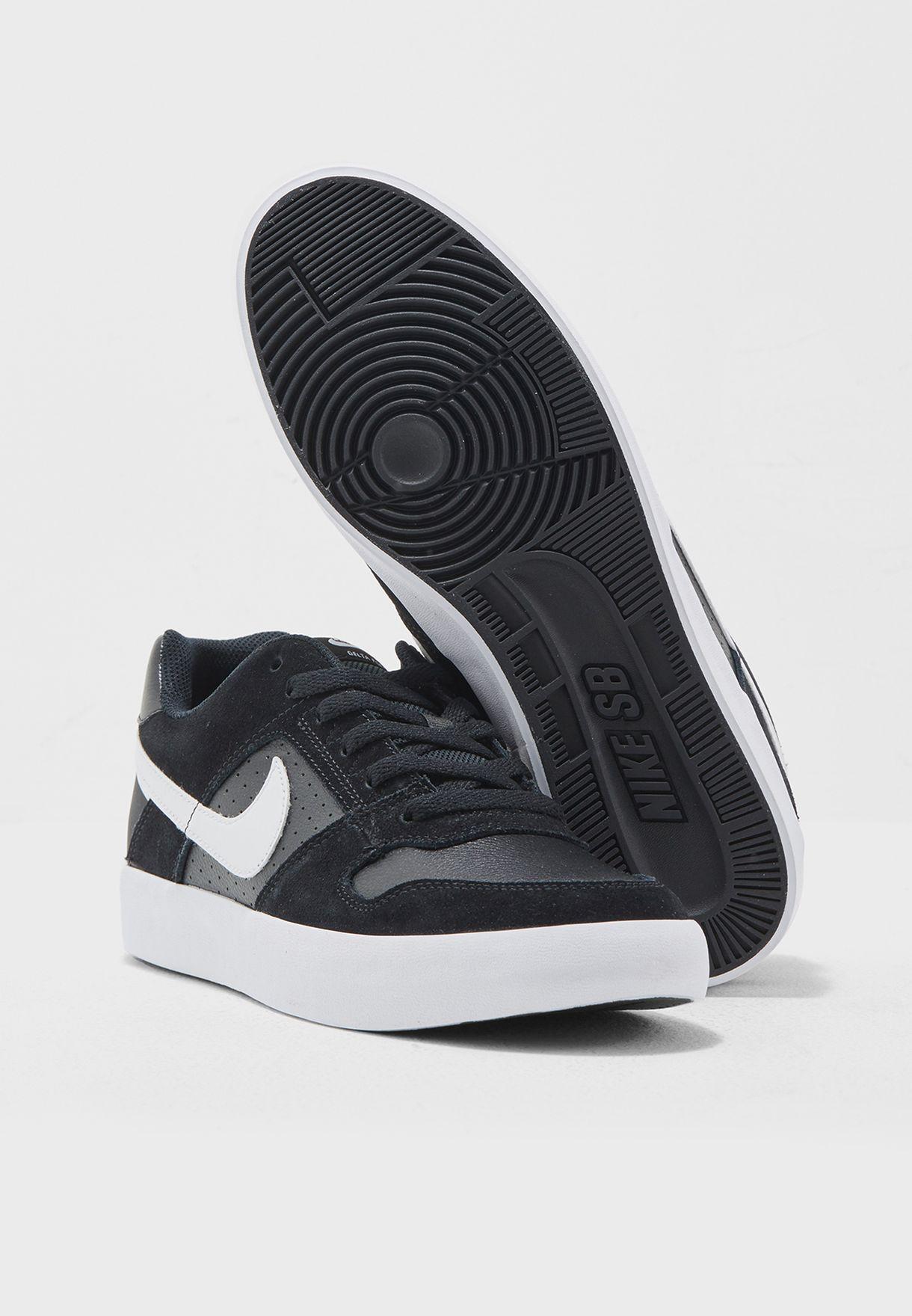 e4f4e6f10b6636 Shop Nike black SB Delta Force Vulc 942237-010 for Men in UAE ...