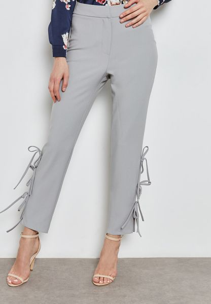 Bow Side Pants