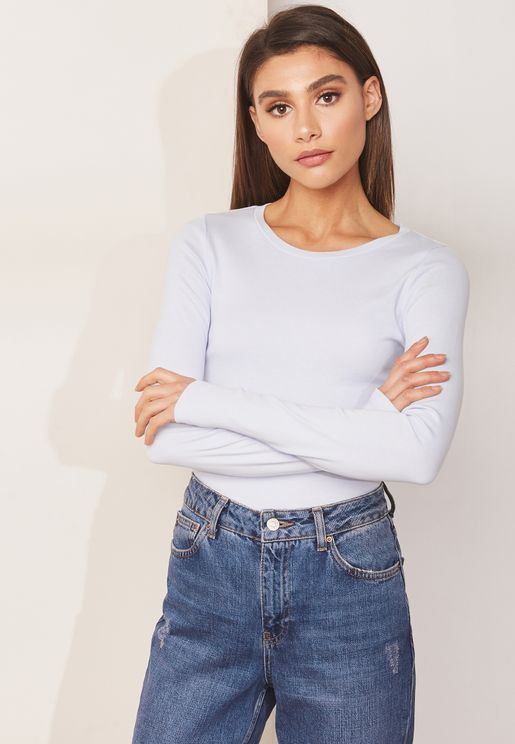 Perfect Fit Long Sleeve T-Shirt