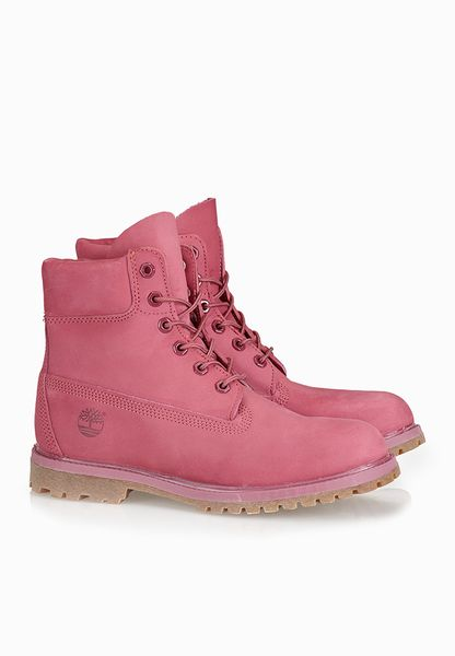 Shop Timberland pink AF EK 6 Inch Premium Boots for Women in Globally   TI819SH20IEL