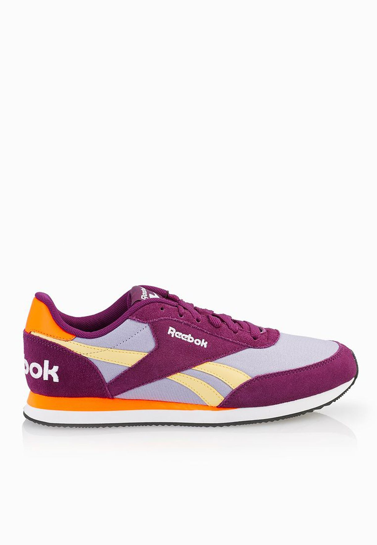 70e96c9f02c0 Shop Reebok multicolor Royal Classic Jogger 2RS V69136 for Women in ...