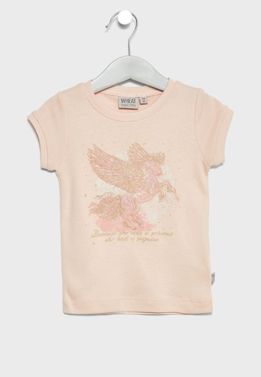 Infant Pegasus Top