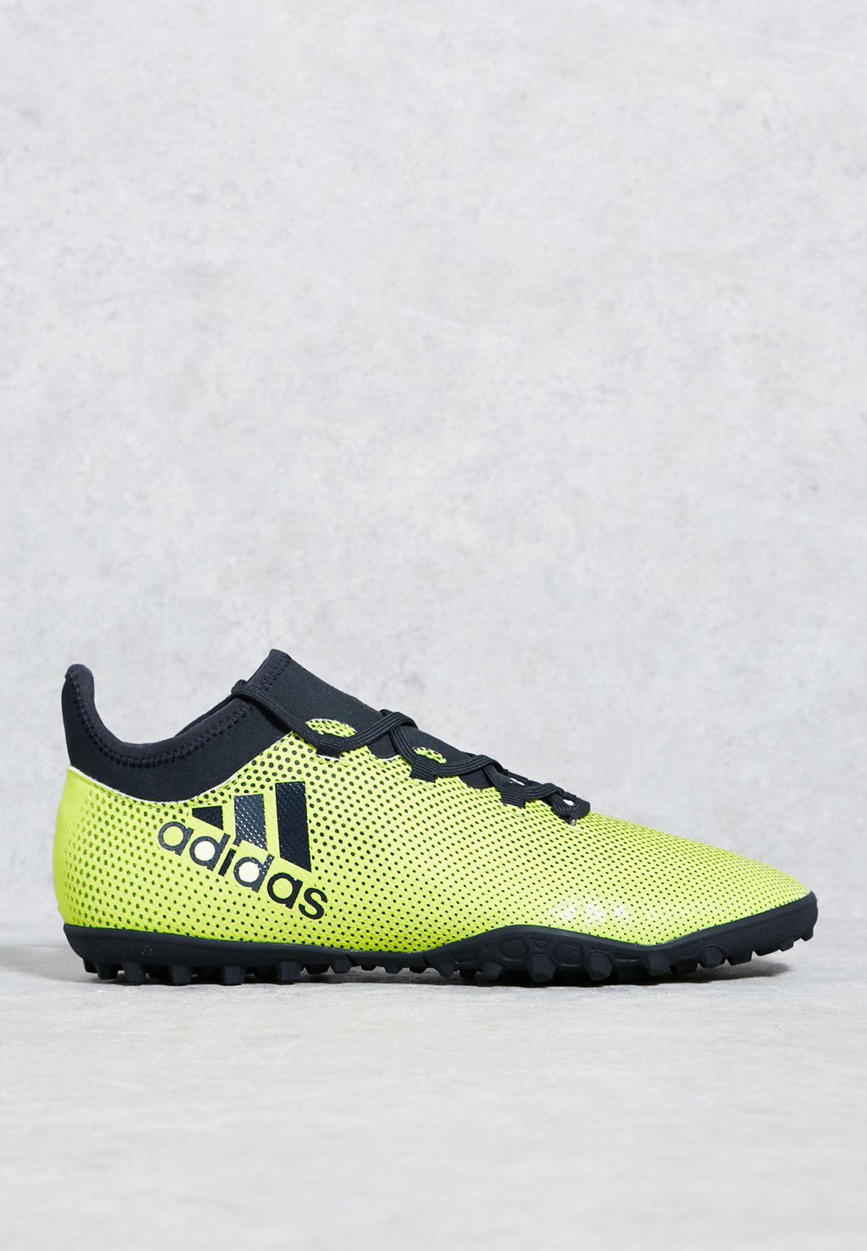 df1c1ba03d7e33 Shop adidas yellow X Tango 17.3 TF CG3727 for Men in Bahrain ...