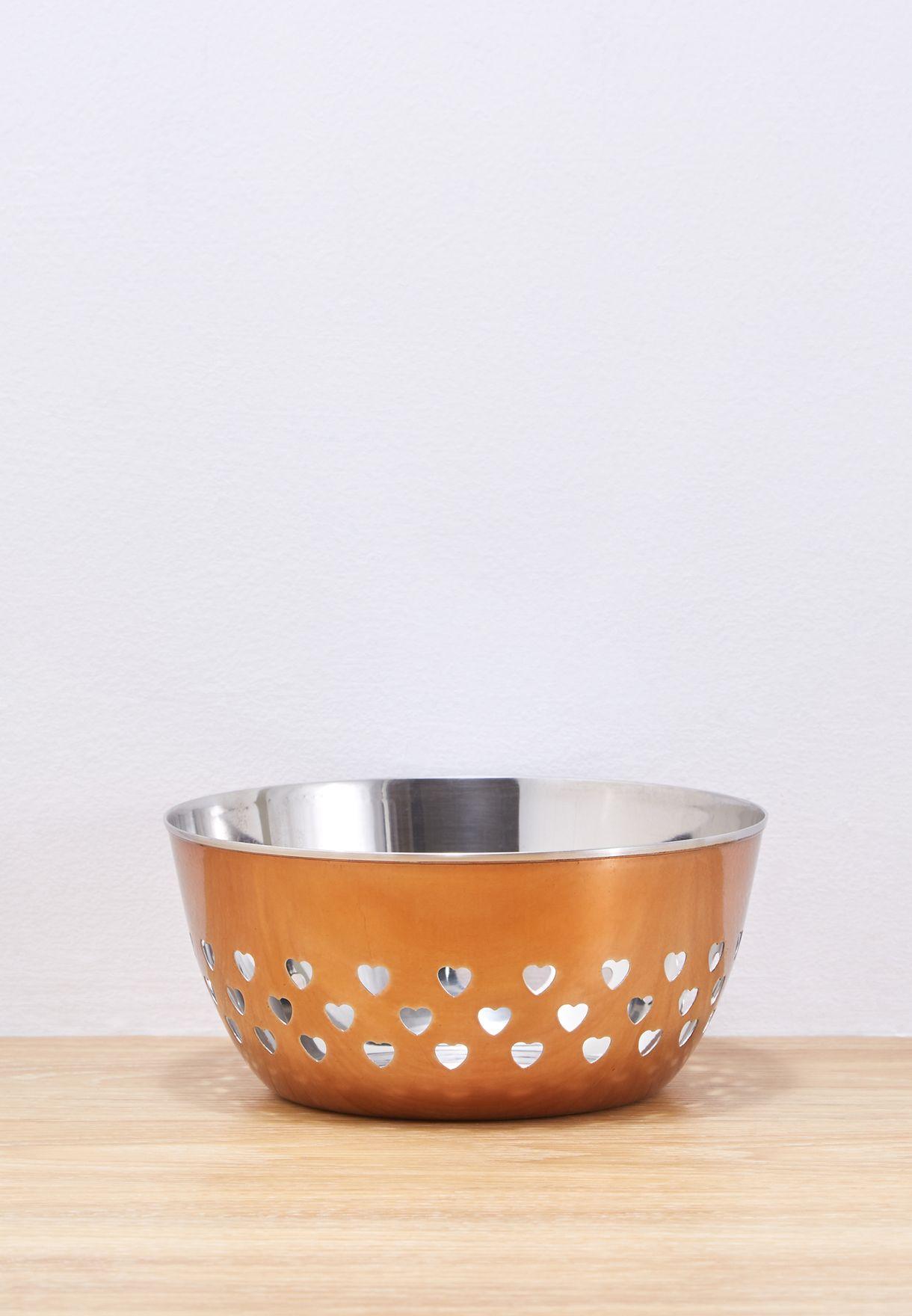 Heart Design Bowl