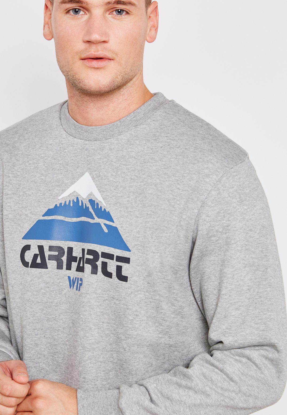 Mountain Sweatshirt