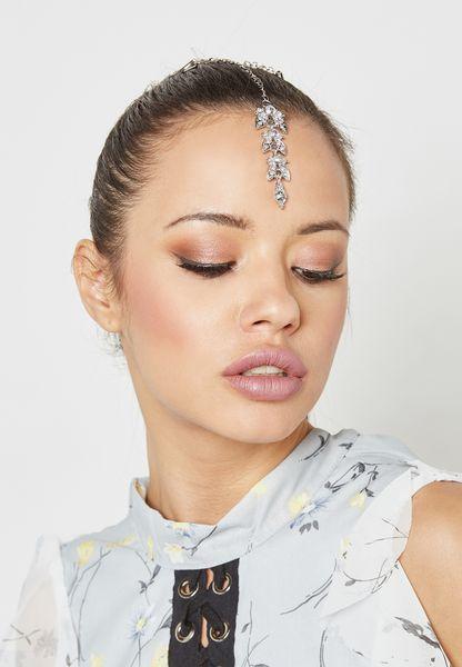 Jeweled Head Chain