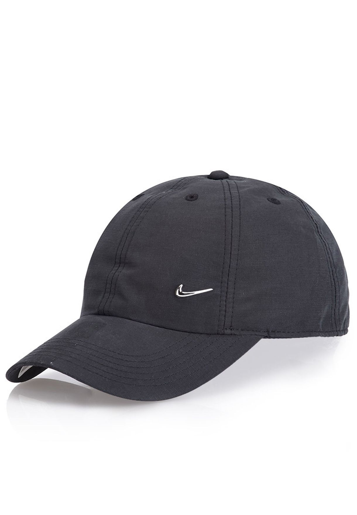 f4b4b26a Shop Nike grey H86 Metal Swoosh Cap for Kids in UAE - NI727AC10JEV
