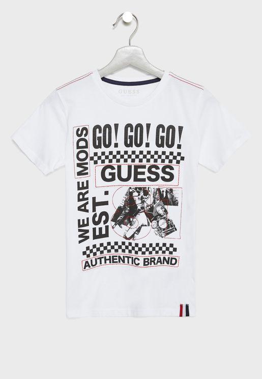 Teen Varsity T-Shirt