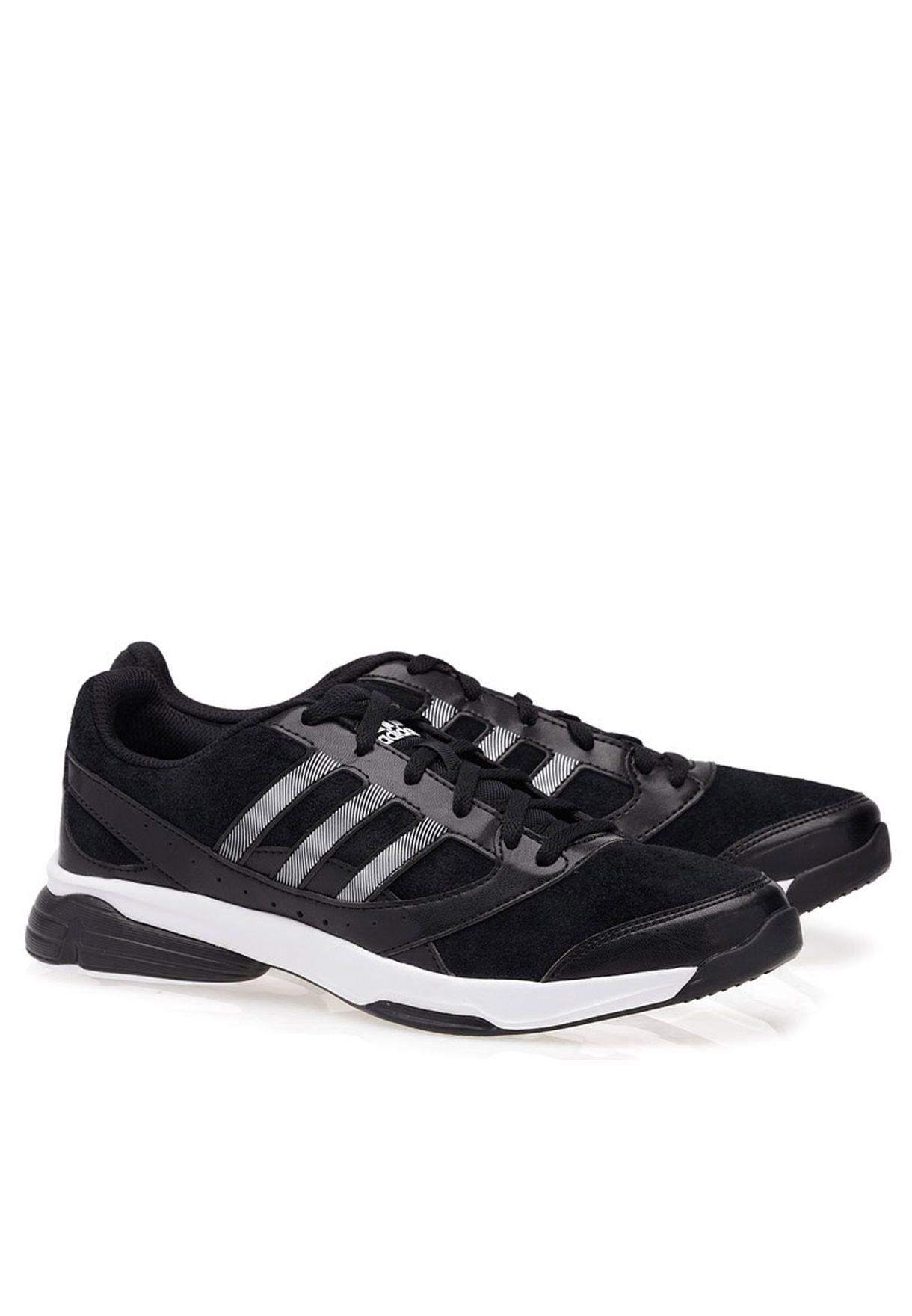 competitive price ed069 05eae Shop adidas black Arianna II Q23212 for Women in Qatar - AD4