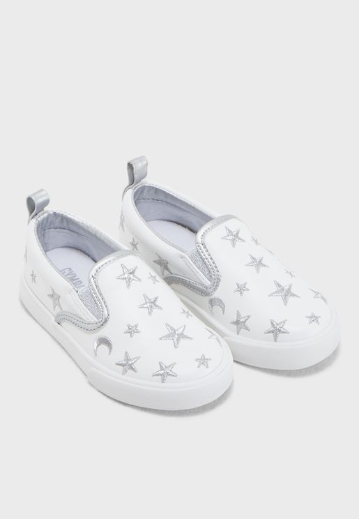 Kids Star Slip On