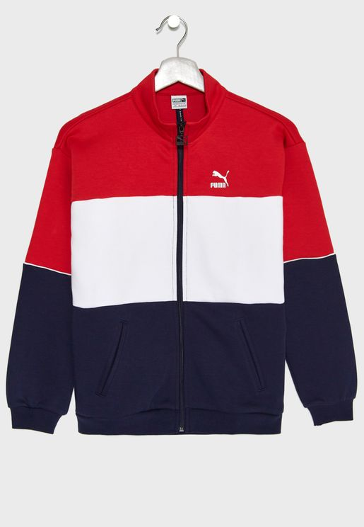 Kids Retro Jacket