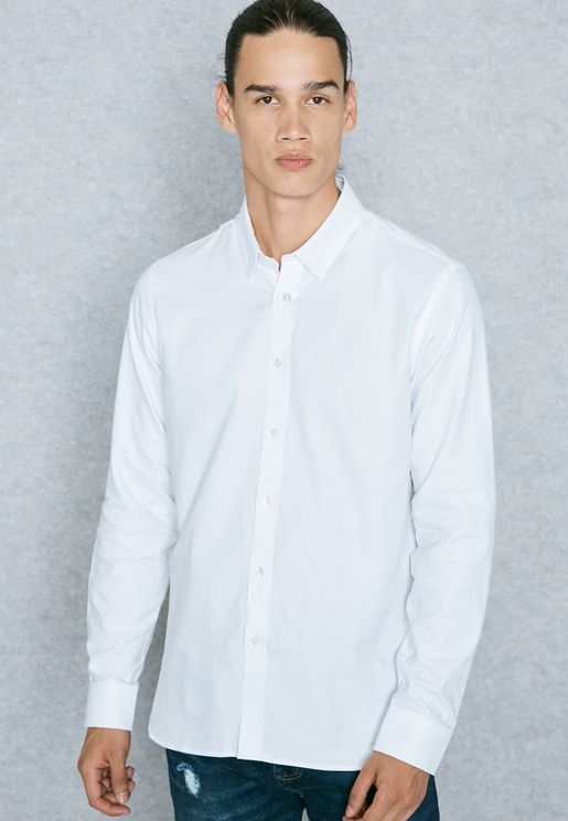 Woven Rigid Shirt