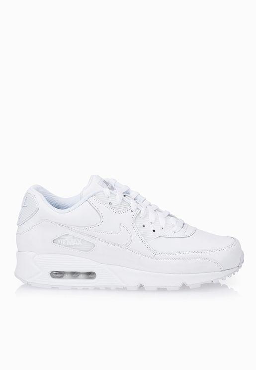 حذاء رياضة Air Max 90 Leather