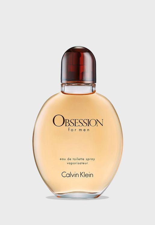Obsession For Men - 125Ml Edt